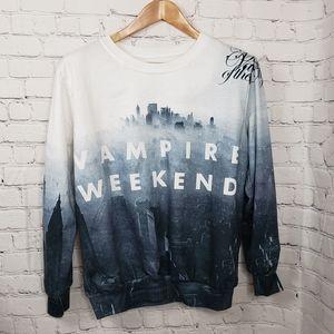 Vampire Weekend Sweatshirt Band Concert